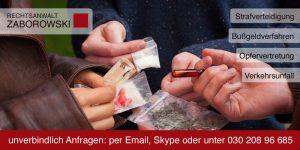 Strafrecht Drogendelikte