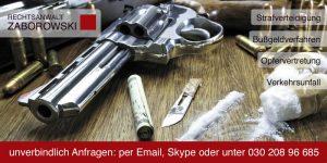 Strafrecht Organisierte Kriminalität